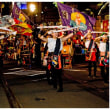 今年もおはら祭り「夜祭り」が大賑わいでした。