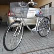 新車・・・自転車だけど