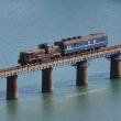 鉄道マニア必見の列車が登場です。「マヤ検側車 日南線を走る」 (Photo No.14389)
