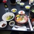 袋井観光センターの夕食