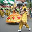 三社ラテンフエスティバルが開催された。