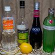 カクテル第140夜 Elixir of Life Cocktail