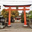 秀忠公の産土神 「五社神社・諏訪神社」