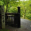 大悲山峰定寺 檀像に会う(2)