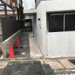 中村町の共同住宅完了検査