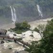 ブラジル側イグアスの滝⑪