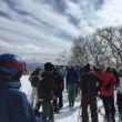 2018スキー7日目ホワイトワールド尾瀬岩鞍