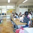 今年度最初の授業参観!
