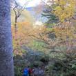 秋の山始まる、燧が岳。