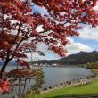 洞爺湖は紅葉していた❣