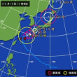 台風18号…ほう、どう?