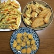天ぷらとフライ