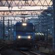 2017年11月17日,今朝の中央線 81レ EH200-22