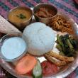 京都でお買い物とネパール料理