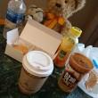最終日の 朝食
