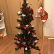 クリスマスツリーの飾り付け(๑˃̵ᴗ˂̵)