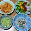 今日の朝食(9月19日)野菜はいかが