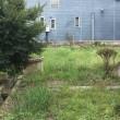 夏期2回目の除草剤散布 茨城 利根