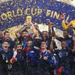 【2018年FIFAワールドカップ】フランス  チャンピオン
