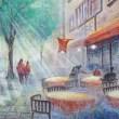 Hさんの新作日本画