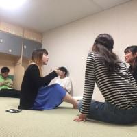 一足先に大阪へ〜〜!!!!
