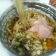 パセリ倶楽部特選品コーナーの博多ラーメン試食