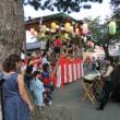 愛宕神社 准胝観音お祭り です
