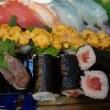 くら寿司の持ち帰りで木曜の晩ごはん