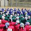 4月10日 信州あいさつ運動 避難訓練