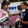 フォース・インディア、F1シンガポールGPでダブル入賞。ペレス「表彰台のチャンスを逃したことは残念」