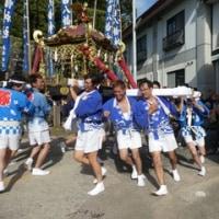 八幡神社秋の大祭