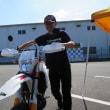 ダンロップ月刊オートバイカップジムカーナ大会第4戦 筑波大会
