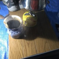 早朝カフェ