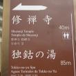 修善寺そして中伊豆ワイナリーの旅