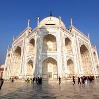 愛の記念碑☆インドの世界遺産