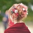 髪飾り・・・【いな】