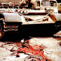 ◆ (画像注意)NHKクローズアップ現代「天安門事件で大きな虐殺は無かった」と大嘘! 日本政府、天皇陛下を政治利用!