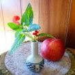 長野のりんごとチェリーセイジ