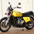 バイクの機能美 ホンダGL1000
