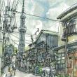 京島の路地