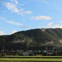 雨上がりの龍ノ口山
