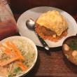 秋山食堂-オムライス