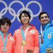 スポーツ No.129 『羽生結弦、小平奈緒、金メダル獲得』