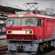 EH500の牽くコンテナ列車