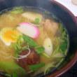 札幌でランチ(13) 白石区役所食堂で「白石温麺」をいただく