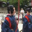 神戸 湊川神社「楠公武者行列」