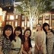 上田前大使と素敵な会食に参加しました