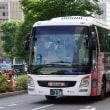 エアロキング以外のバス達。(東京駅)