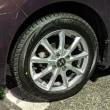 スタッドレスタイヤ 一番性能の良い BRIDGESTONE BLIZZAK VRX アルミ付き購入