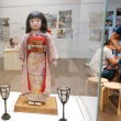 博物館で二つの展示を見る